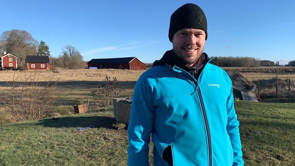 Carl-Magnus Palmblad är energi- och klimatrådgivare på Hallstahammars kommun.