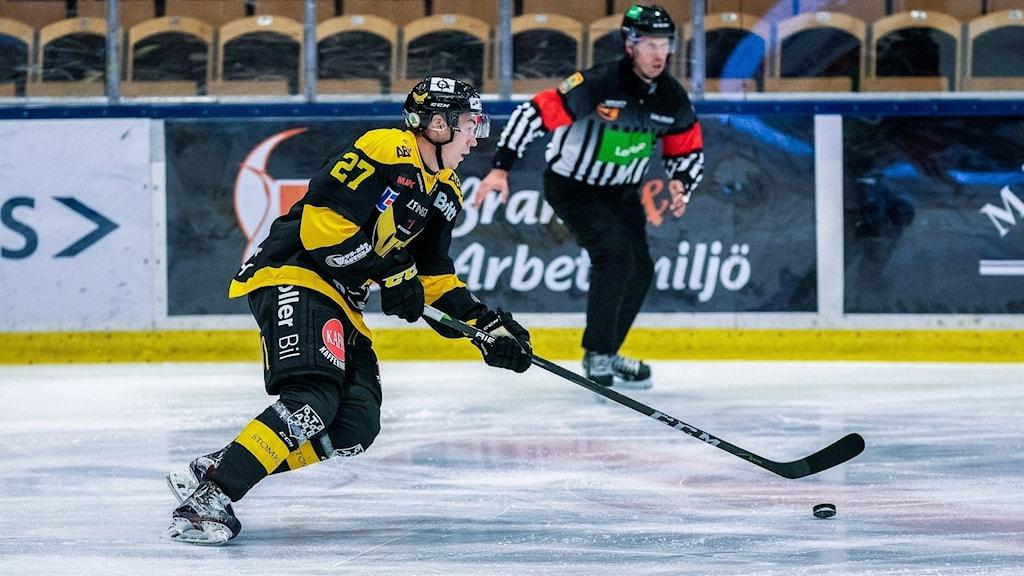 Sebastian Benker, VIK Hockey