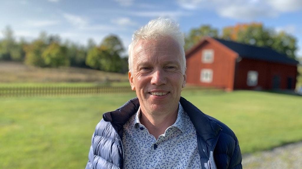 Lars Kallsäby (C) i Västerås