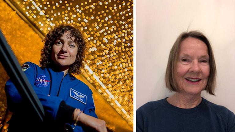 Ulla-Britt Meir om att dottern Jessica Meir kan bli första svenskan i rymden.