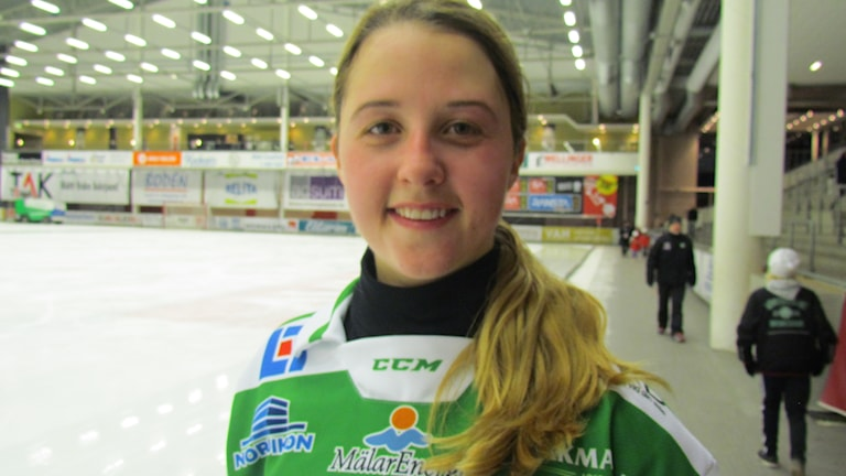 Malin Persson VSK Bandy