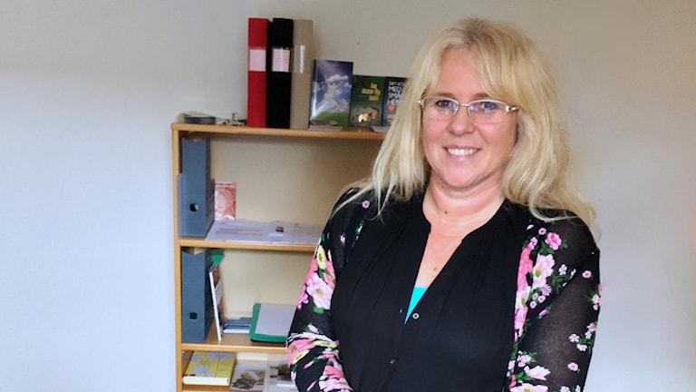 Marita Garman, ungdomskoordinator på barn- och utbildningsförvaltningen i Arboga.