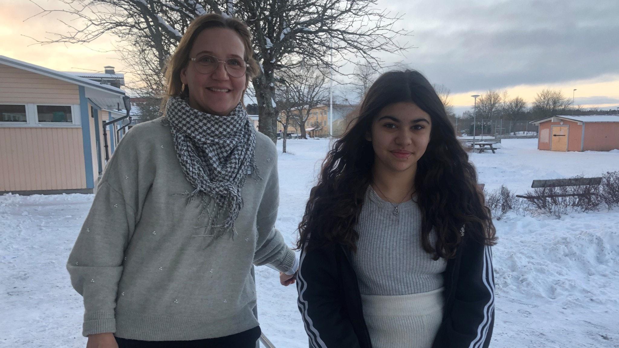 Hot om böter satte fart på cheferna – Vallbyskolan vände till det bättre - P4 Västmanland