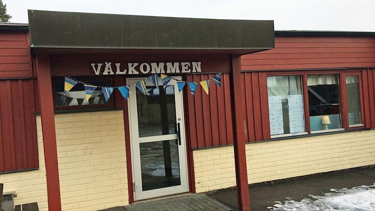 Näslundskolan i Hallstahammar.