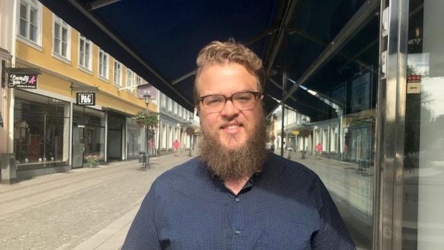 Viktor Persson Bengtsson, hyrsförmedlare Bostad Västerås.