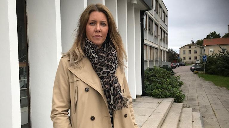 Kommunalrådet i Norberg Johanna Odö (S) välkomnar revisorernas granskning av socialförvaltningen.