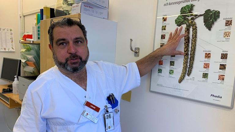 Västmanlands Sjukhus Allergolog Haidar Al-Bazzaz