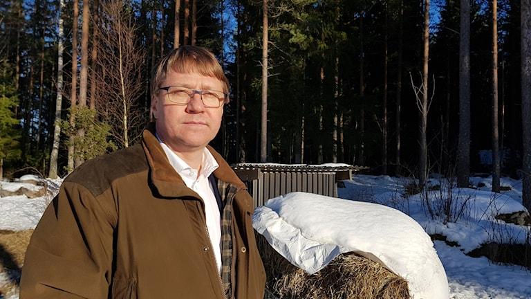 Ronny Jansson jägare Vångsta