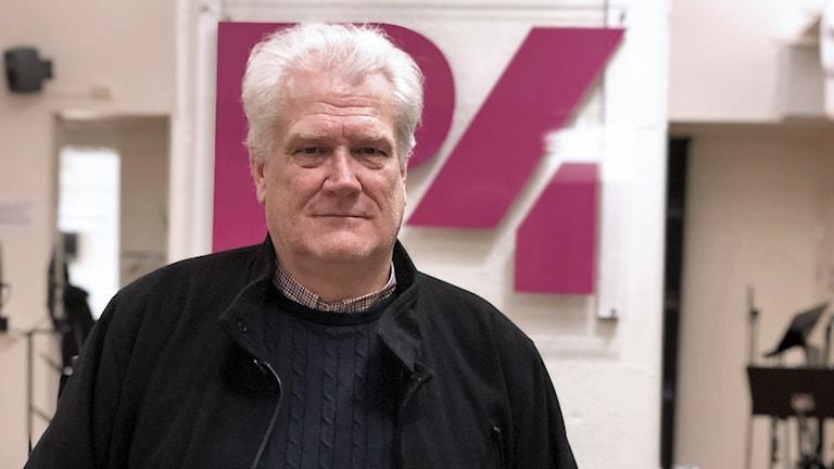 Anders Lundin, avdelningschef teknik- och fastighetsförvaltningen i Västerås stad