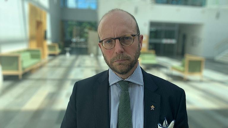 Kammaråklagare Henrik Olin