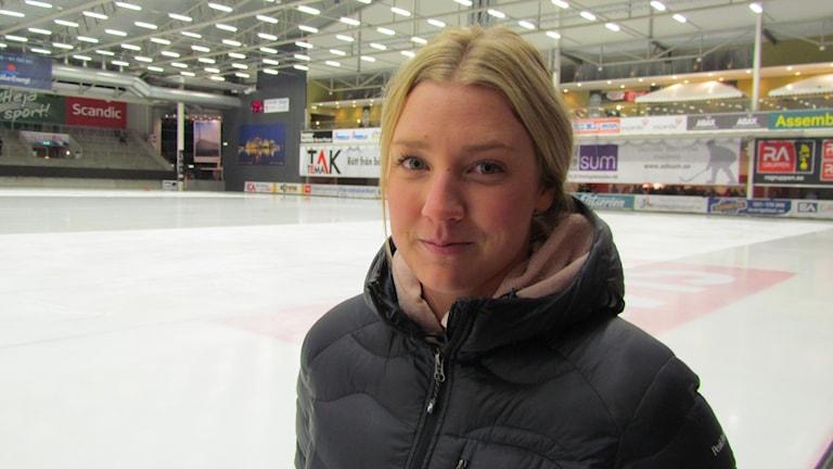 Sara Carlström VSK Bandy