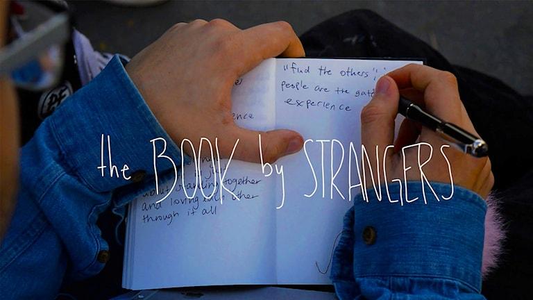 Book by strangers av Hampus Elfström.