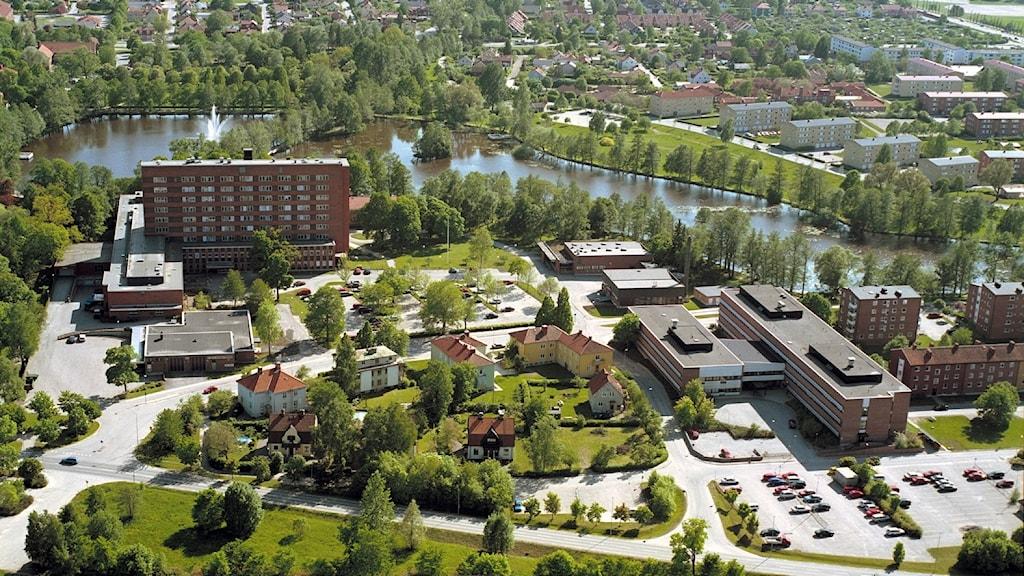 Västmanlands sjukhus i Sala