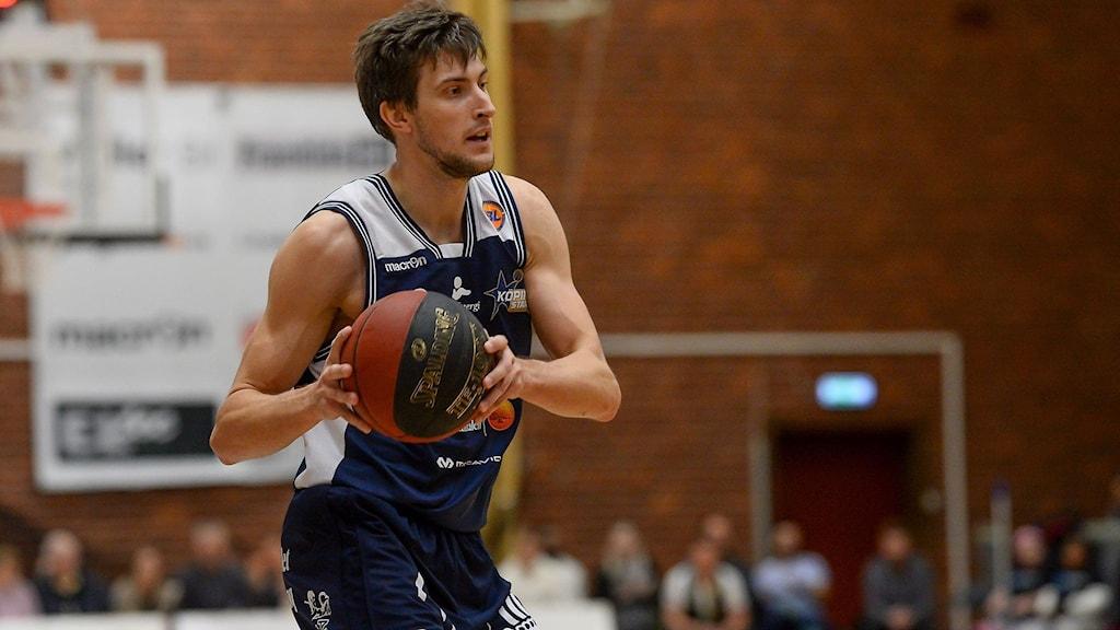 Köping Basket Ernests Kalve
