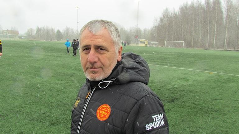 Gebro Akpinar tränare Syrianska IF