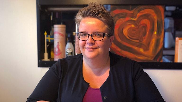 Anna Jonsson i Västerås.