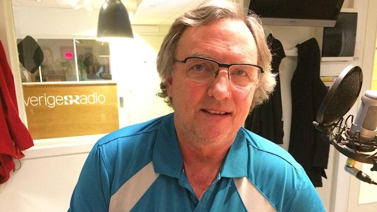 Jan Norbäck, massageterapeut