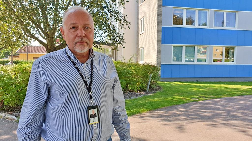 Per Österberg, chef utbildnings- och fritidsförvaltningen i Fagersta