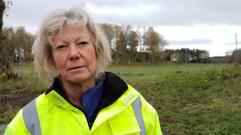 Lena Ryberg-Ericsson, ordförande för Smaka på Västmanland.