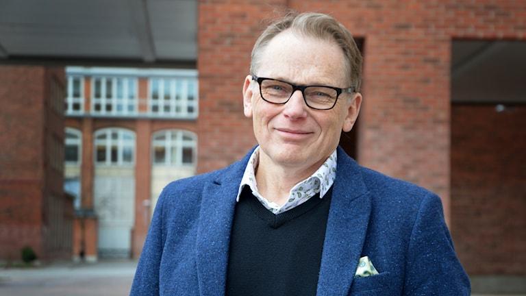 Michael Käck, direktör för Västmanlandsmusiken.