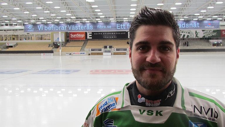 Tobias Holmberg VSK Bandy