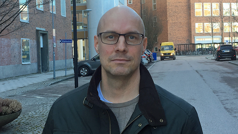 Magnus Edström verksamhetschef barn unga, Individ- och familjeförvaltningen Västerås.