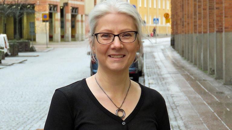 Karin Hansson kulturutvecklare Region Västmanland.