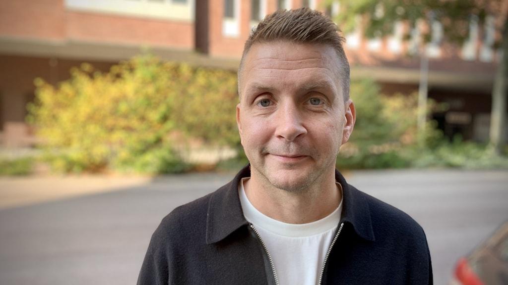 Marino Wallsten (S), kommunstyrelsens ordförande i Fagersta.