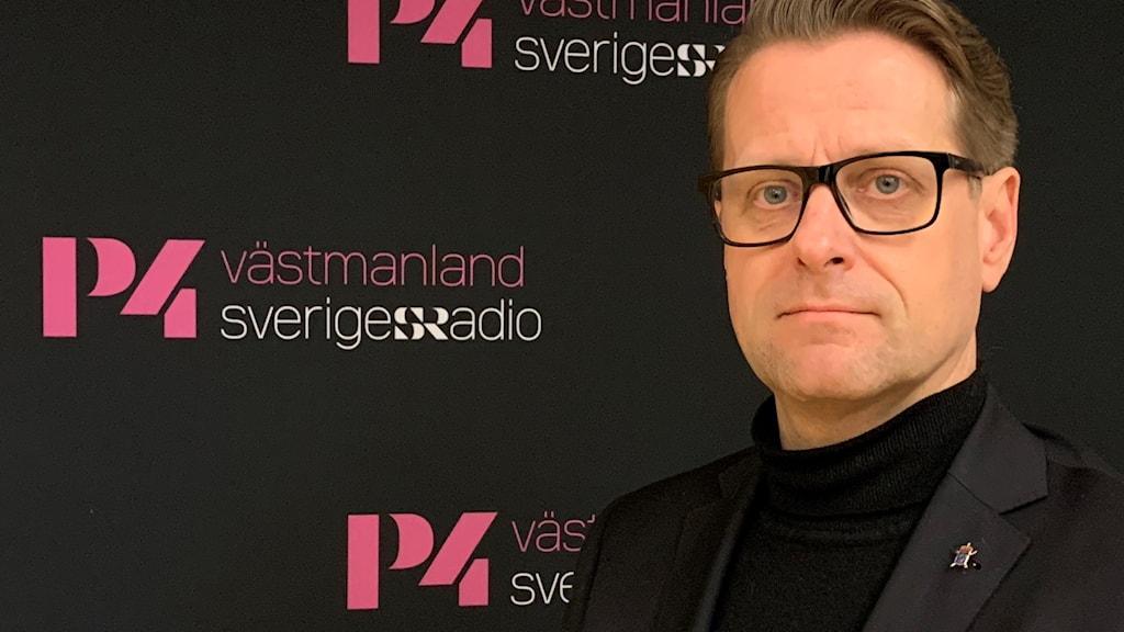 Stephan Uttersköld, chefsåklagare på Åklagarkammaren i Västerås.