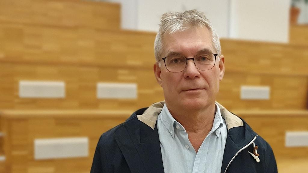 Peter Johansson, utvecklingsledare inom Västerås stads skolor.