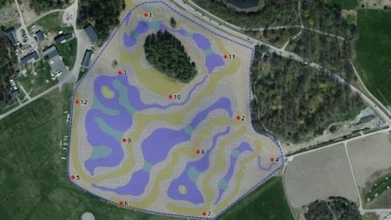 Så här är det tänkt att vattenparksanläggningen på Johannisberg  i Västerås ska se ut.