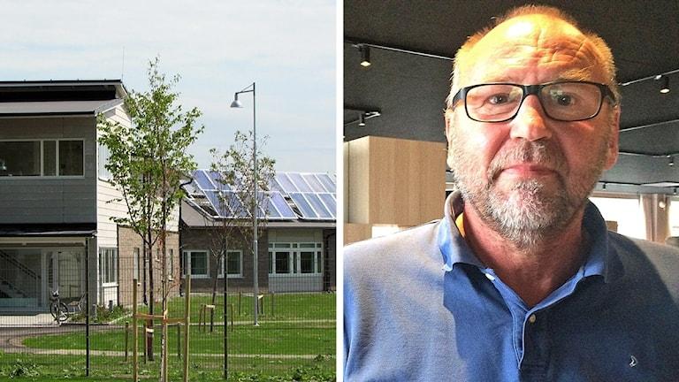 Bengt Jarl, verksamhetschef vid rättspsykiatrin i Sala.