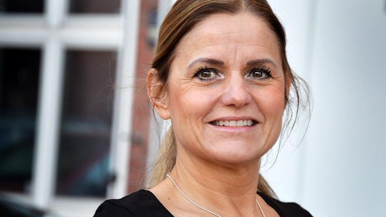 Modeexperten Marianne Olsson.