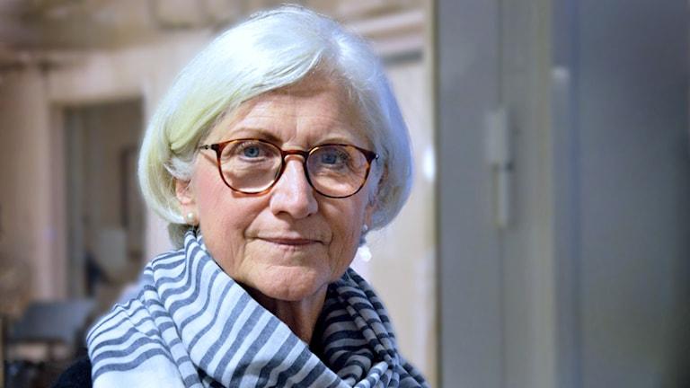 Marita Öberg Molin (S), ordförande i kulturnämnden i Västerås.