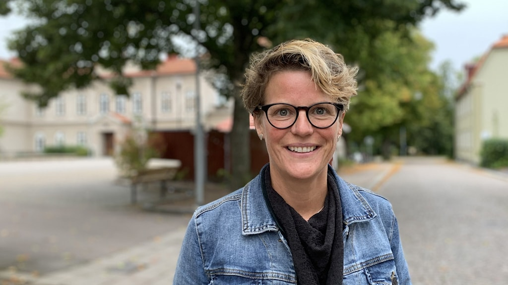 Sara-Stina Klingberg, konsulent på kommunens arbetsmarknadsenhet