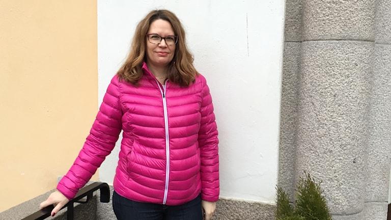 Malin Gabrielsson, oppositionsråd (KD) landstinget Västmanland.