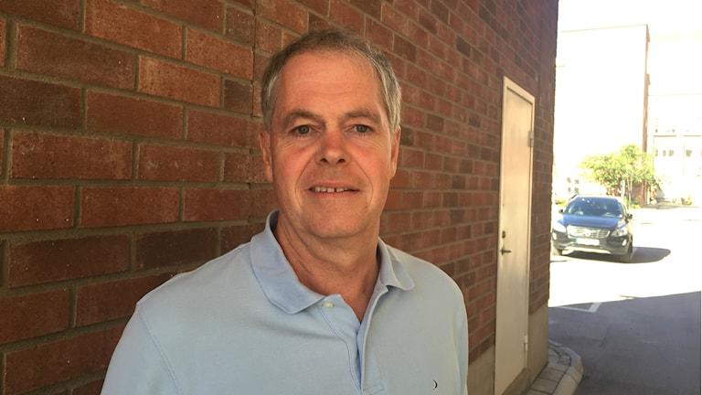 Peter Olmårs, verksamhetschef på Mark och exploatering på fastighetskontoret i Västerås.