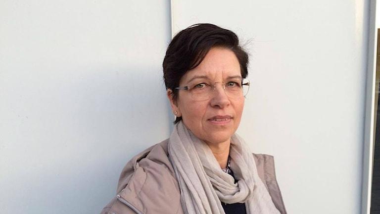 Susanne Olofsdotter, psykolog på BUP.