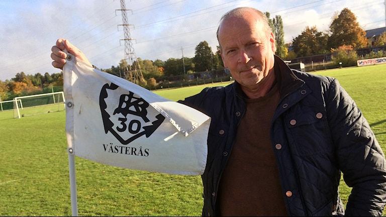 BK30:s sportchef Bengt Gustavsson. Foto: Johan Bengts/Sveriges Radio.