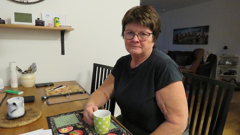 Ann-Christine Kanterfors, Hallstahammar