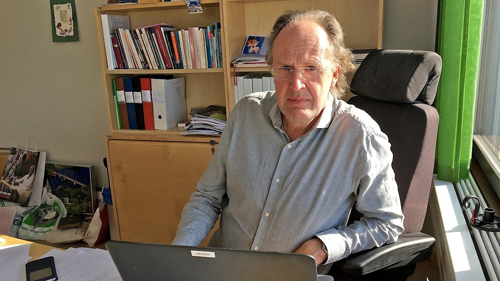 Henrik Rydberg, kyrkoherde i Västanfors Västervåla församling