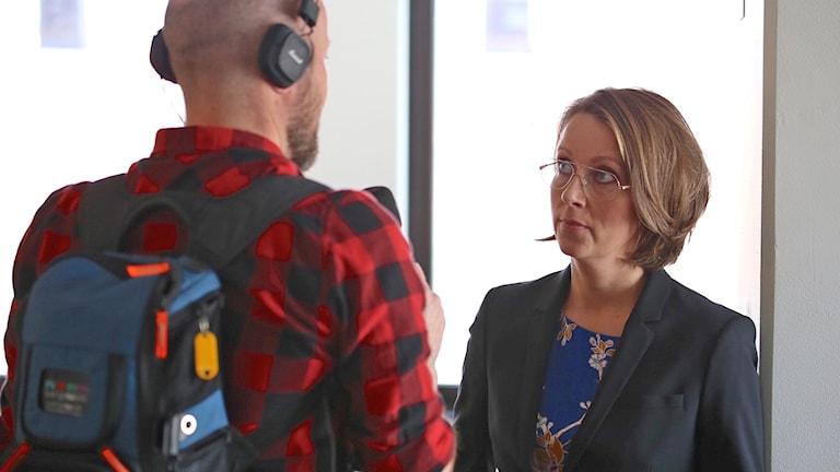 Advokat Amanda Hikes