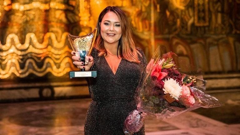 Louise Sköld från Västerås är Årets Unga Företagare 2019.