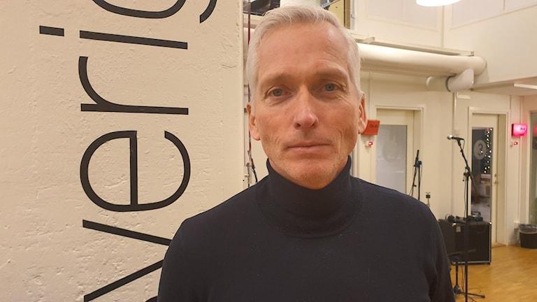 Västeråsaren Håkan Sjöstrand är generalsekreterare för Svenska Fotbollförbundet.