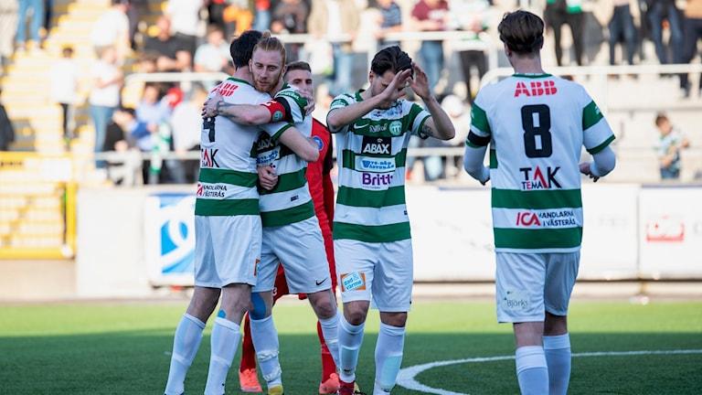 VSK Fotboll tog andra raka inför storpublik - P4 Västmanland ... 0a78ed6e2f74d