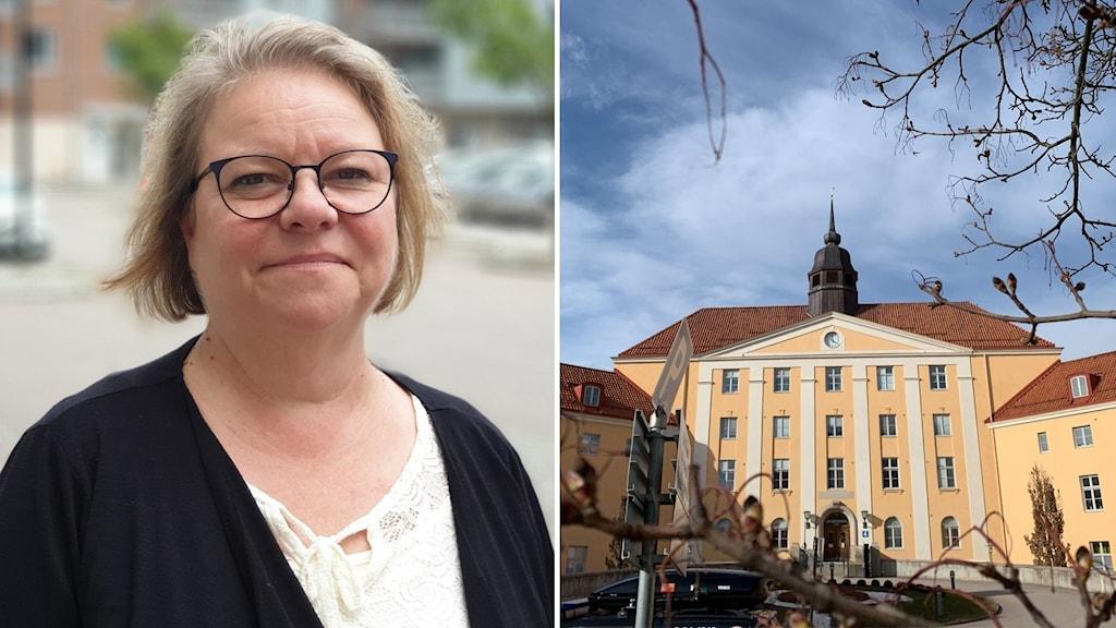 Regionrådet Denise Norström (S).