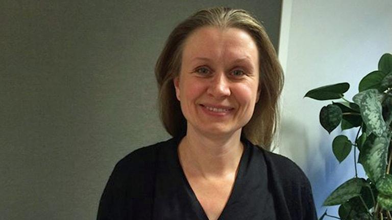 Regionrådet i Västmanland, Pernilla Rinsell (MP).