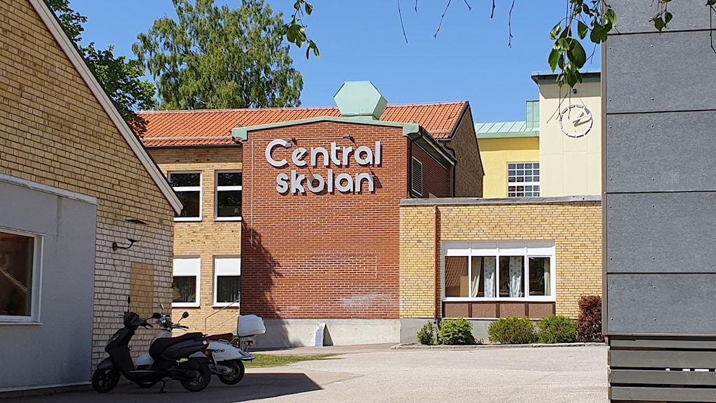 centralskolan i Norberg