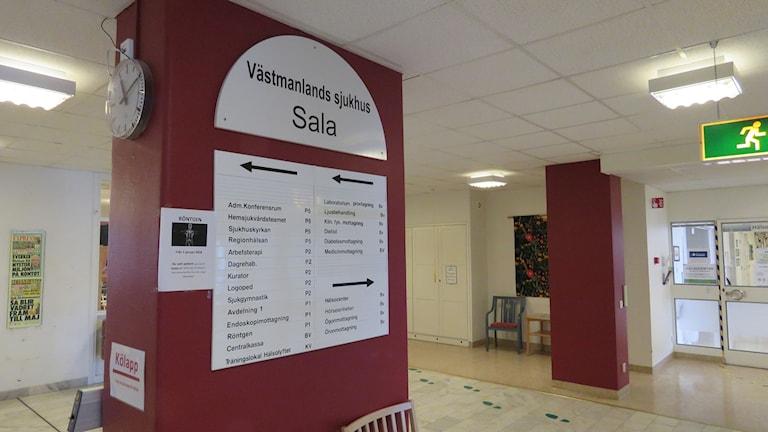 Västmanlands sjukhus Sala