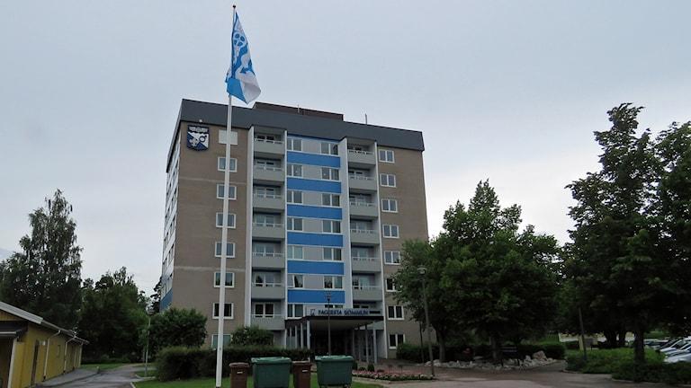 Kommunhuset i Fagersta.